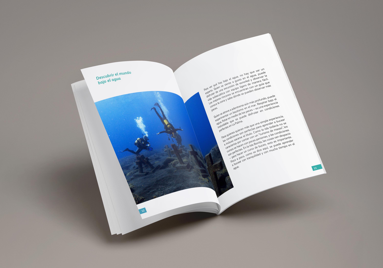 Diseño revista Tenerife