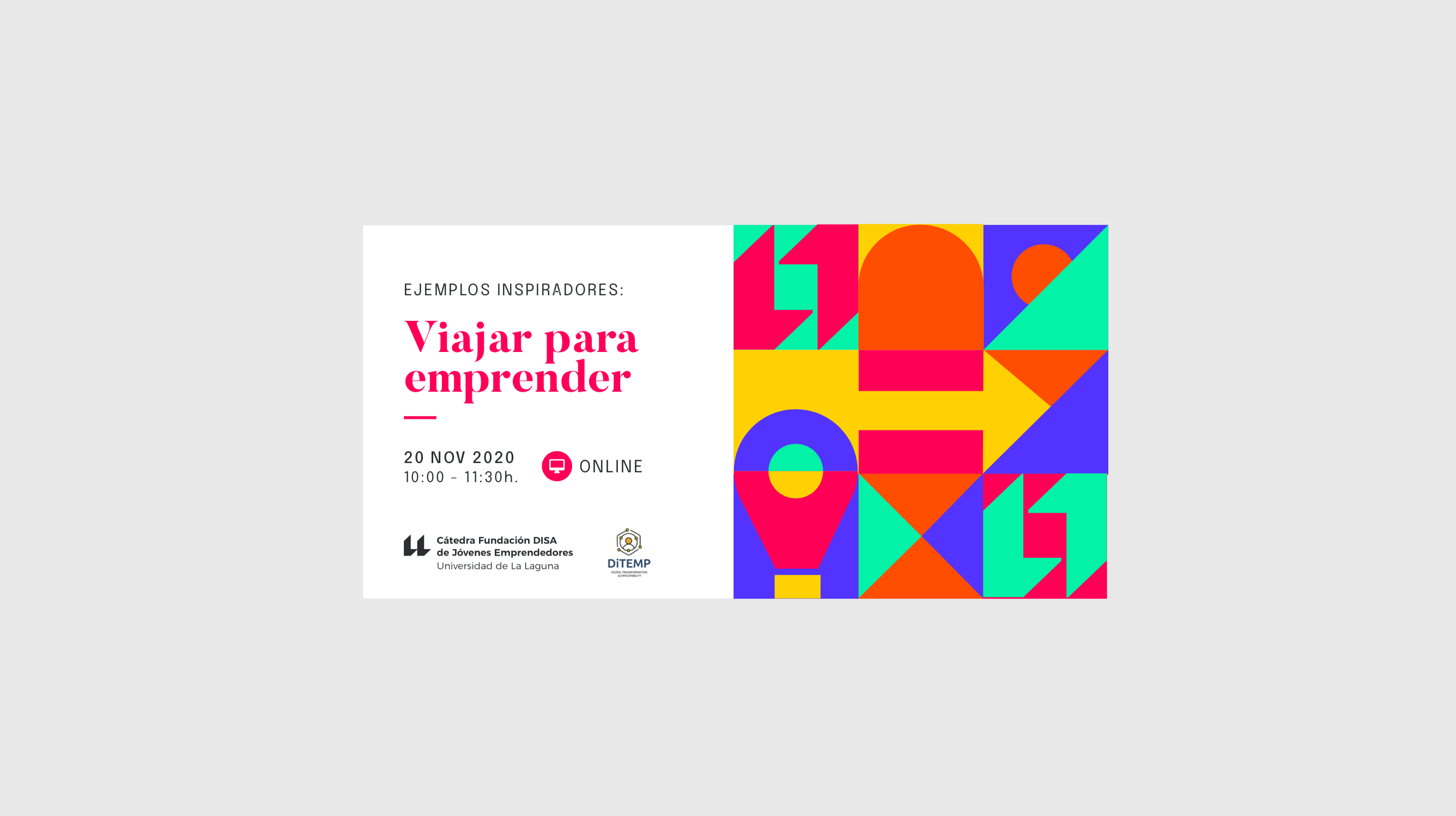 Diseño evento